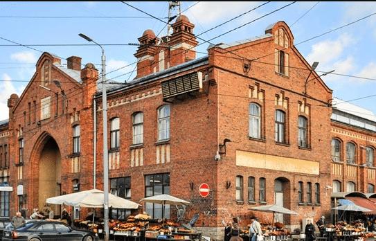 Āgenskalna tirgus rekonstrukcija