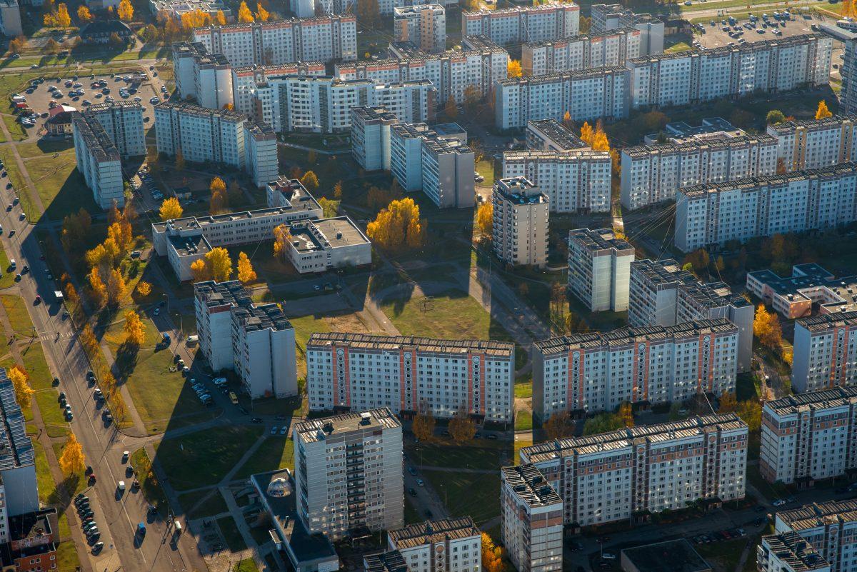 SIA Arhitekt - Dzīvokļu pārplānošana